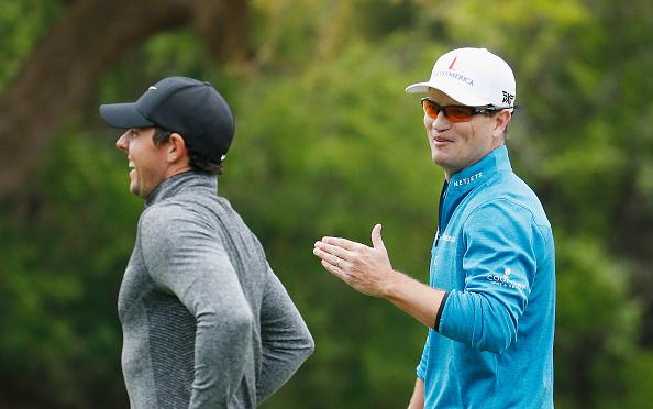 Zach Johnson: I didn't watch Olympic golf