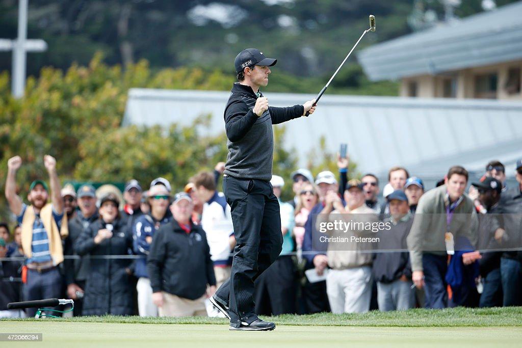 World Golf Championships-Cadillac Match Play - Semi Final Round : News Photo