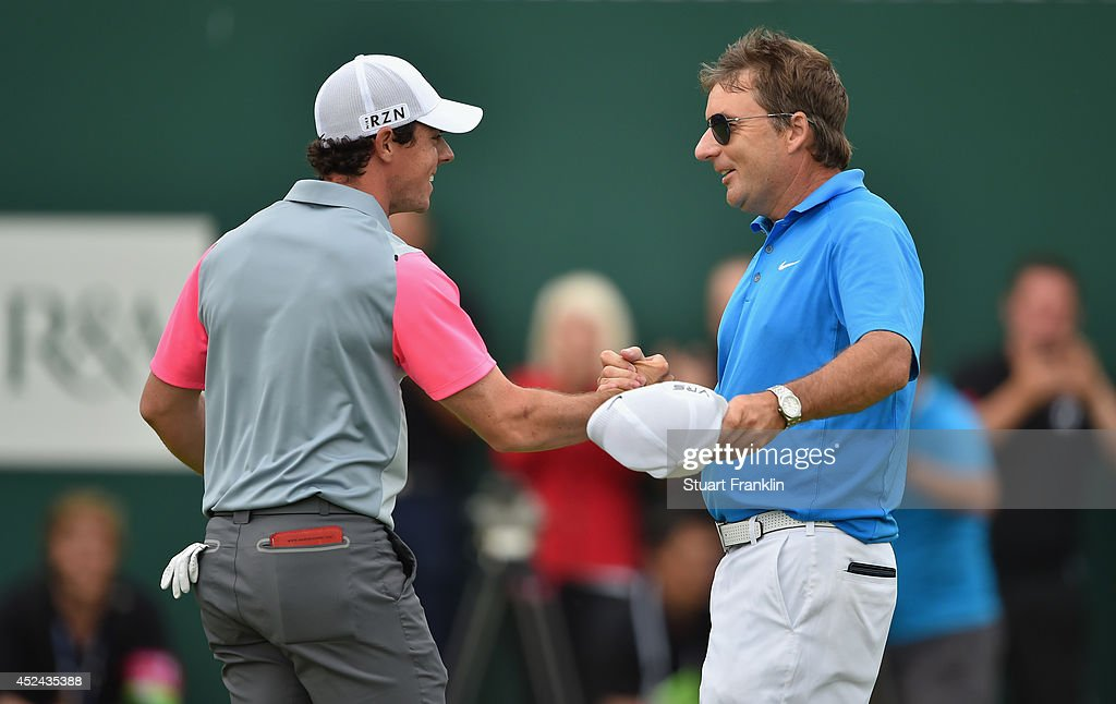 143rd Open Championship - Round Four : News Photo