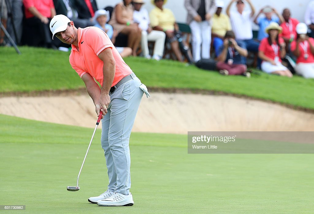 BMW South African Open Championship - Day Four : News Photo