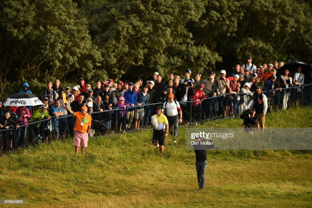 146th Open Championship - Third Round : News Photo