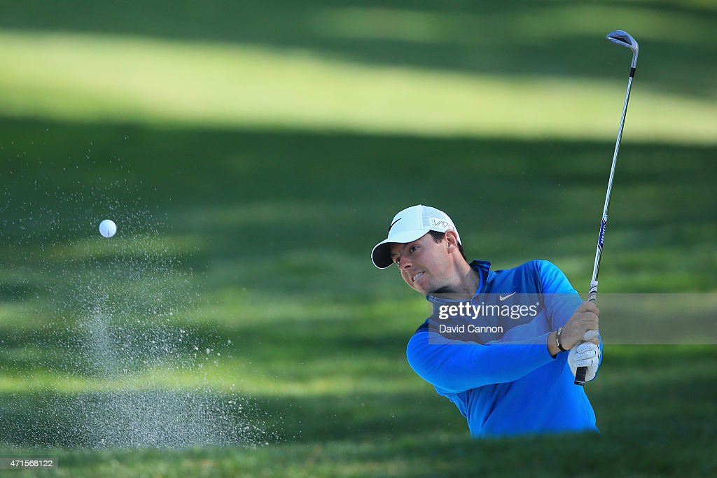 World Golf Championships-Cadillac Match Play - Round One : News Photo
