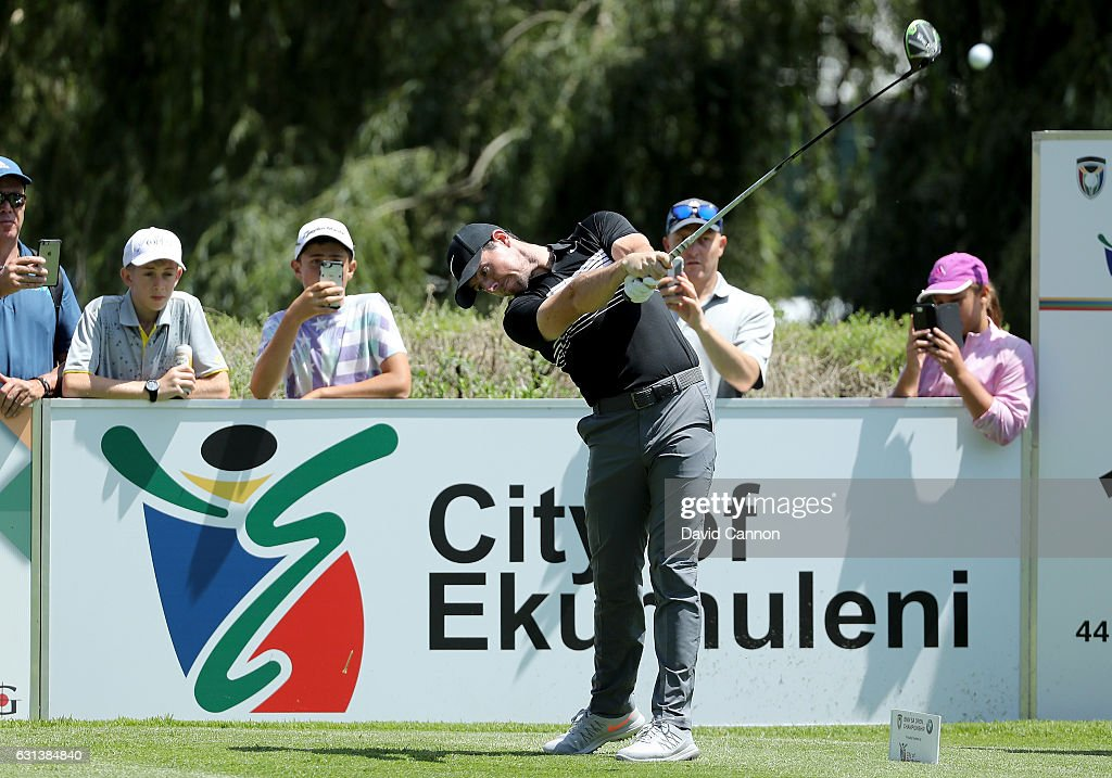 BMW South African Open Championship - Previews : News Photo