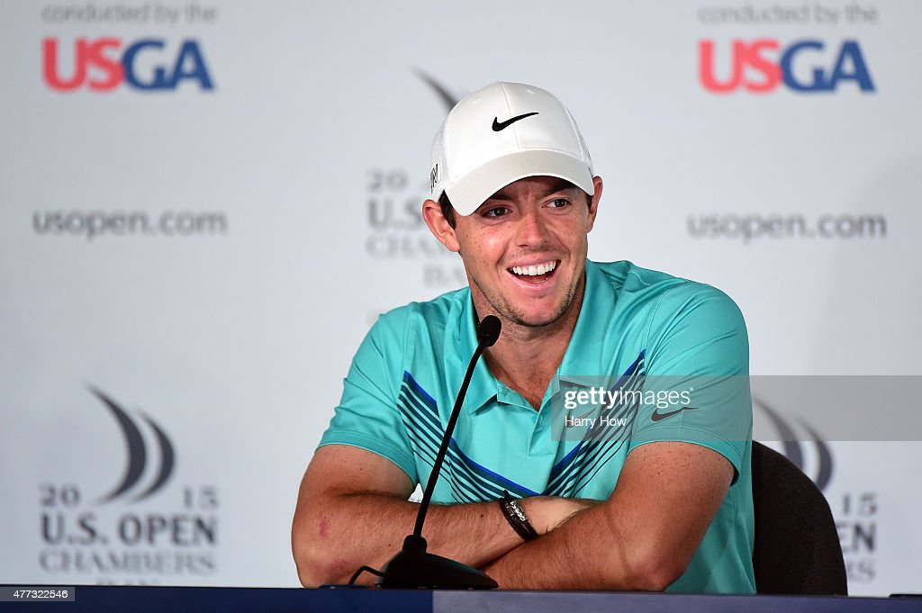 U.S. Open - Preview Day 2 : ニュース写真