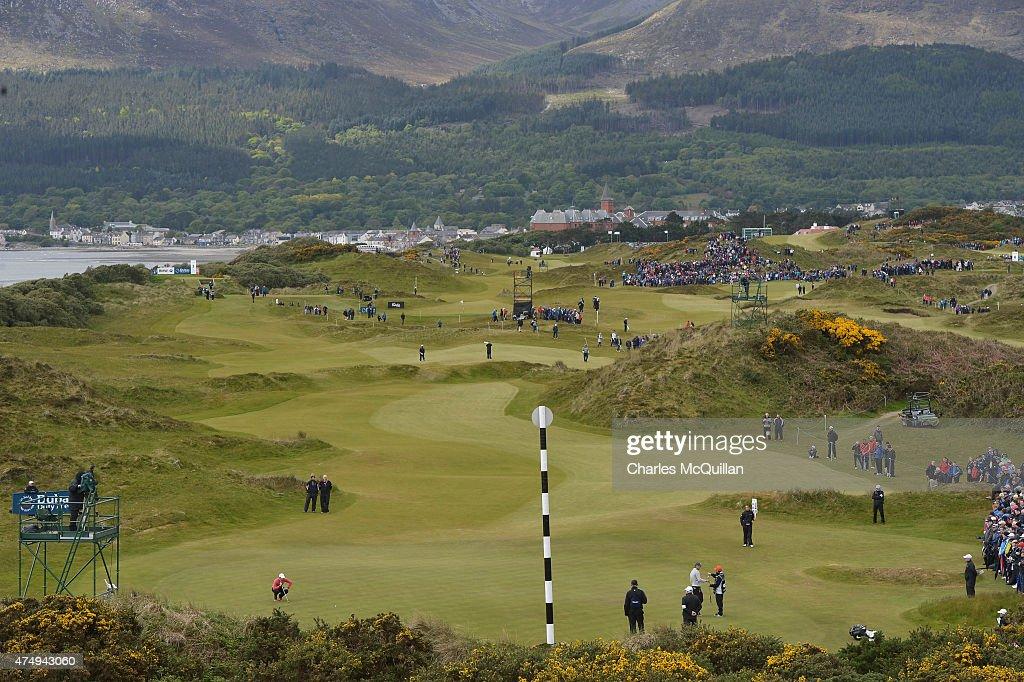 The Irish Open - Day One : News Photo