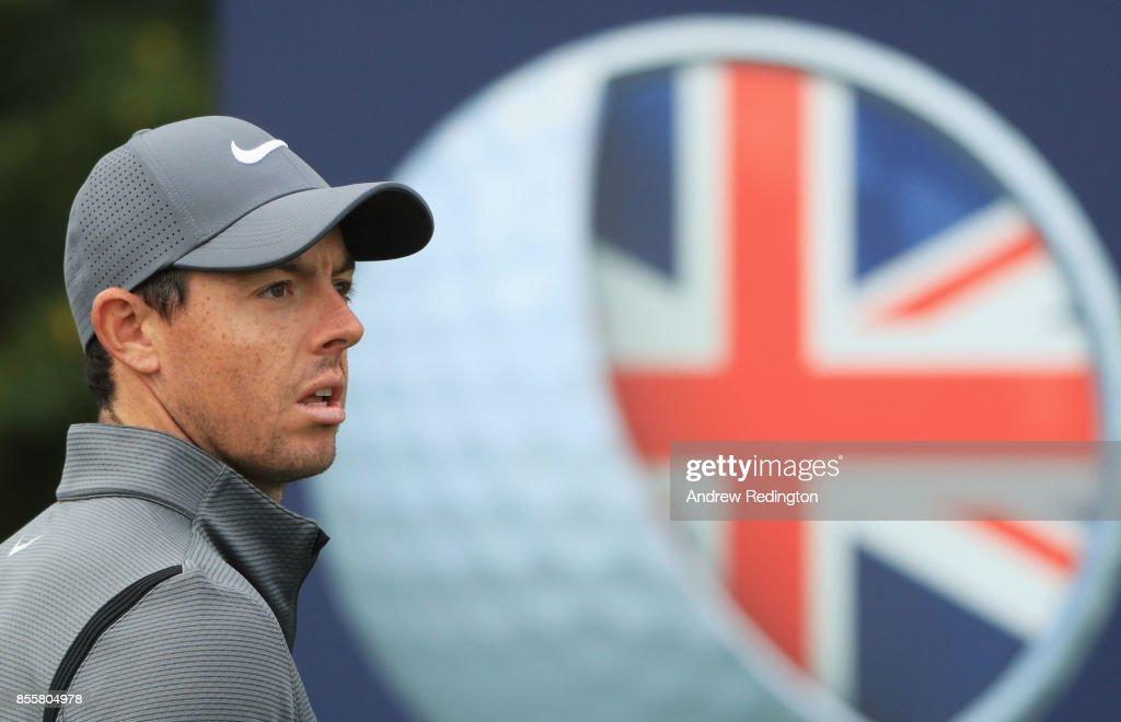 British Masters - Day Three : News Photo