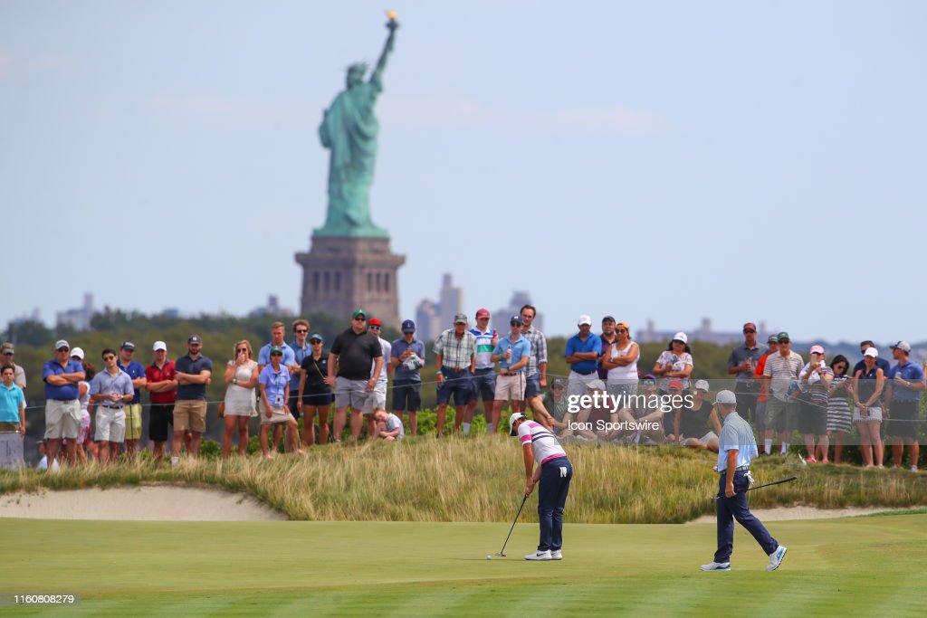 GOLF: AUG 10 PGA - THE NORTHERN TRUST : News Photo