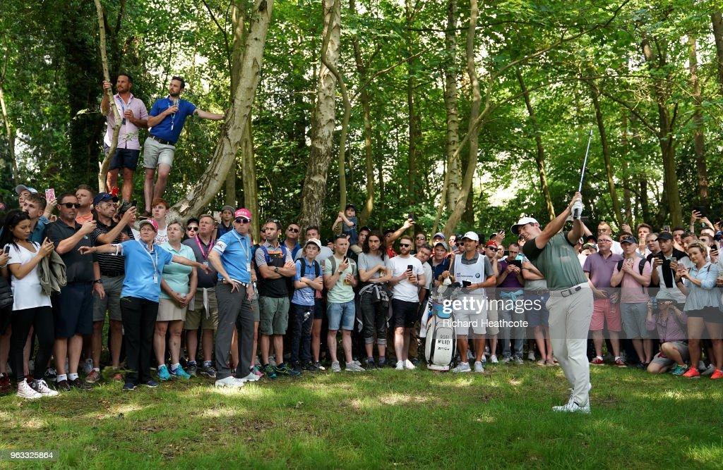 BMW PGA Championship - Day Three : News Photo