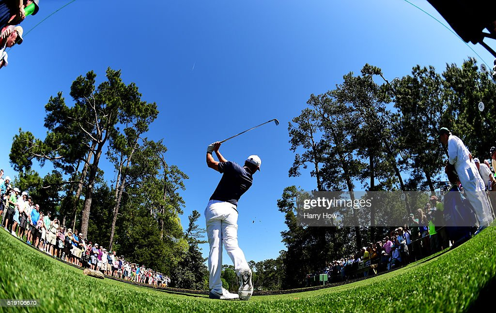 The Masters - Preview Day 1 : News Photo
