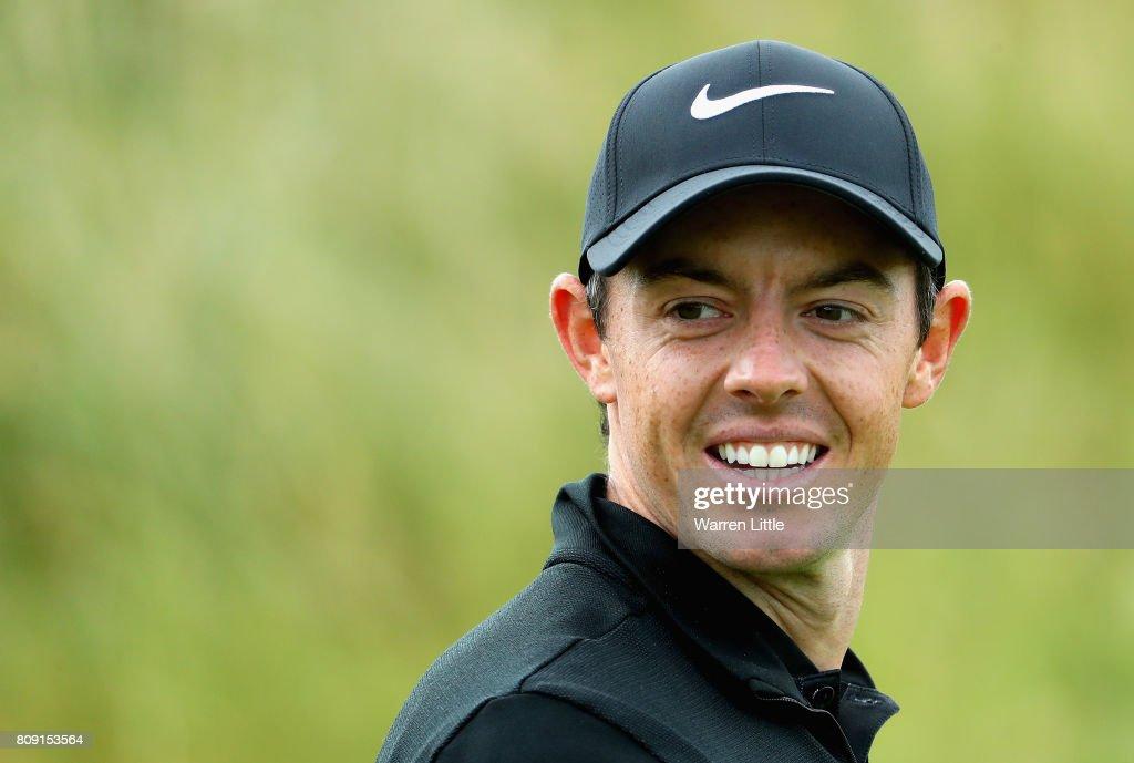 Dubai Duty Free Irish Open - Previews : News Photo