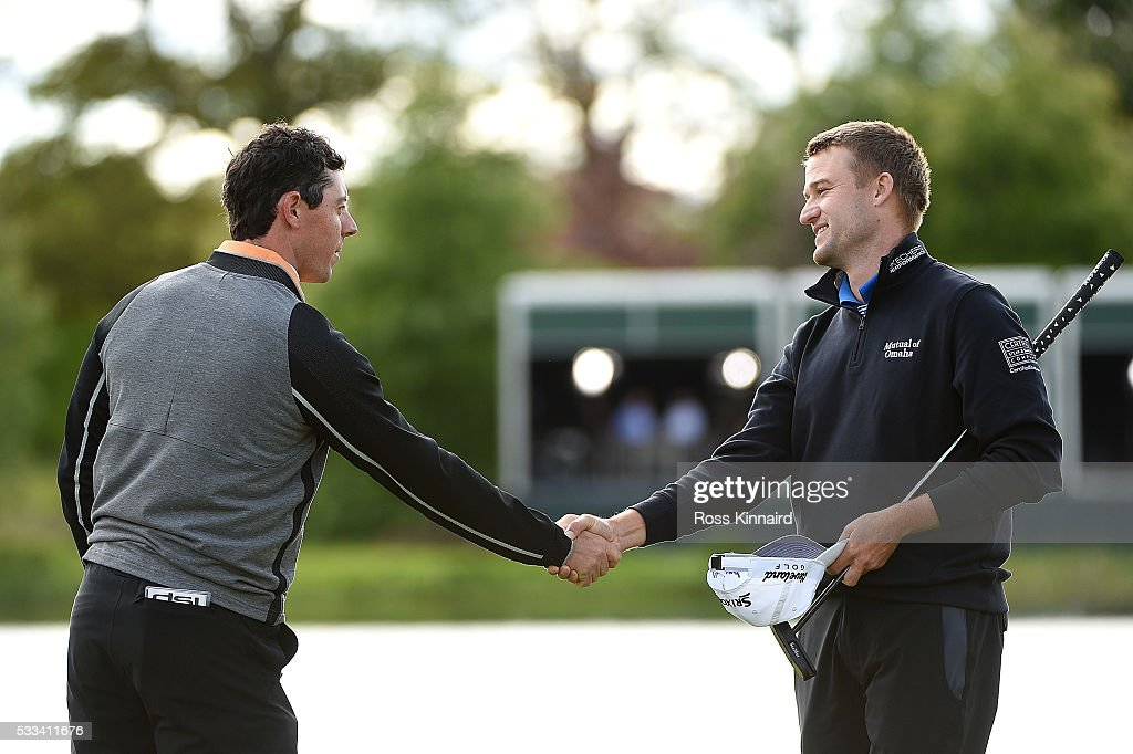 The Irish Open - Day Four