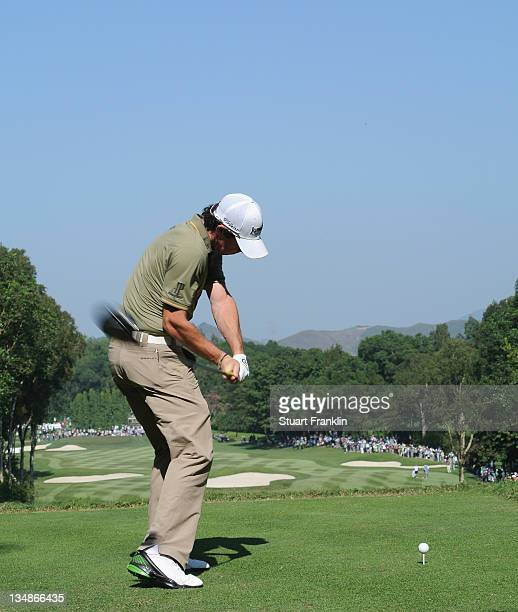Rory Mcilroy Iron Swing
