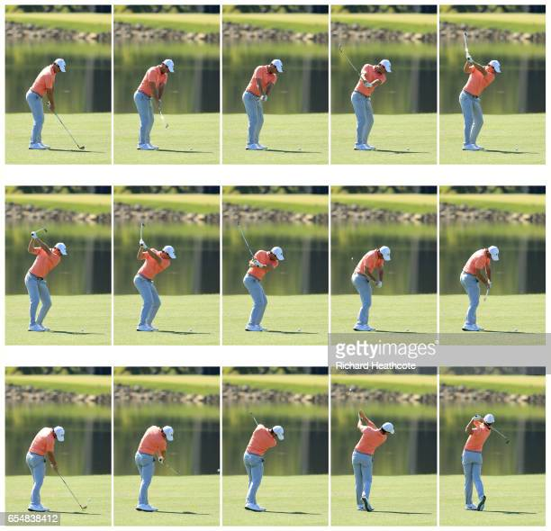 World S Best Rory Mcilroy Swing Sequence Stock Pictures