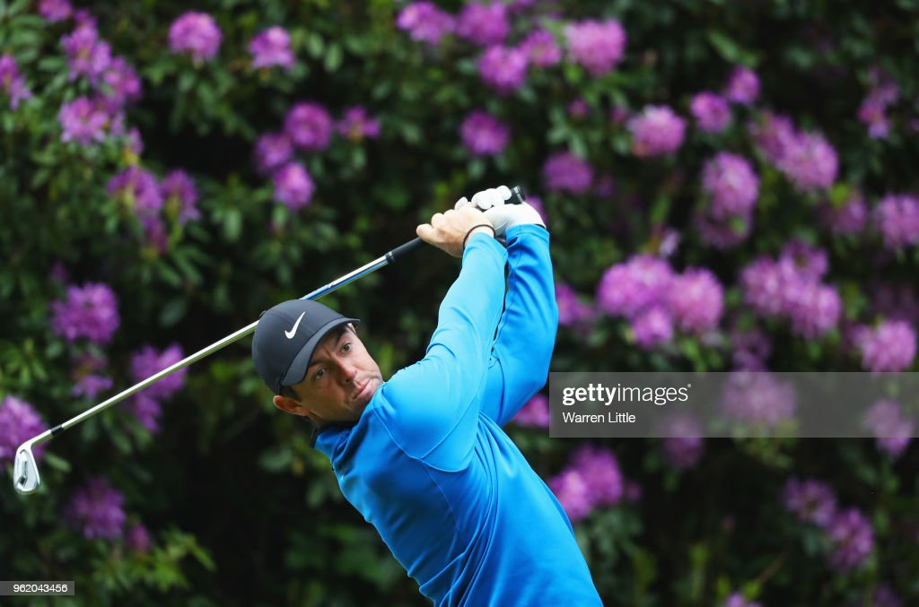 BMW PGA Championship - Day One