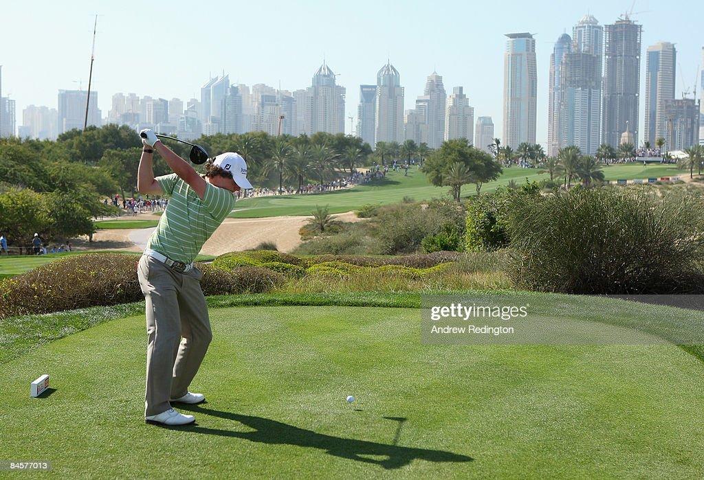 Dubai Desert Classic - Final Round : ニュース写真