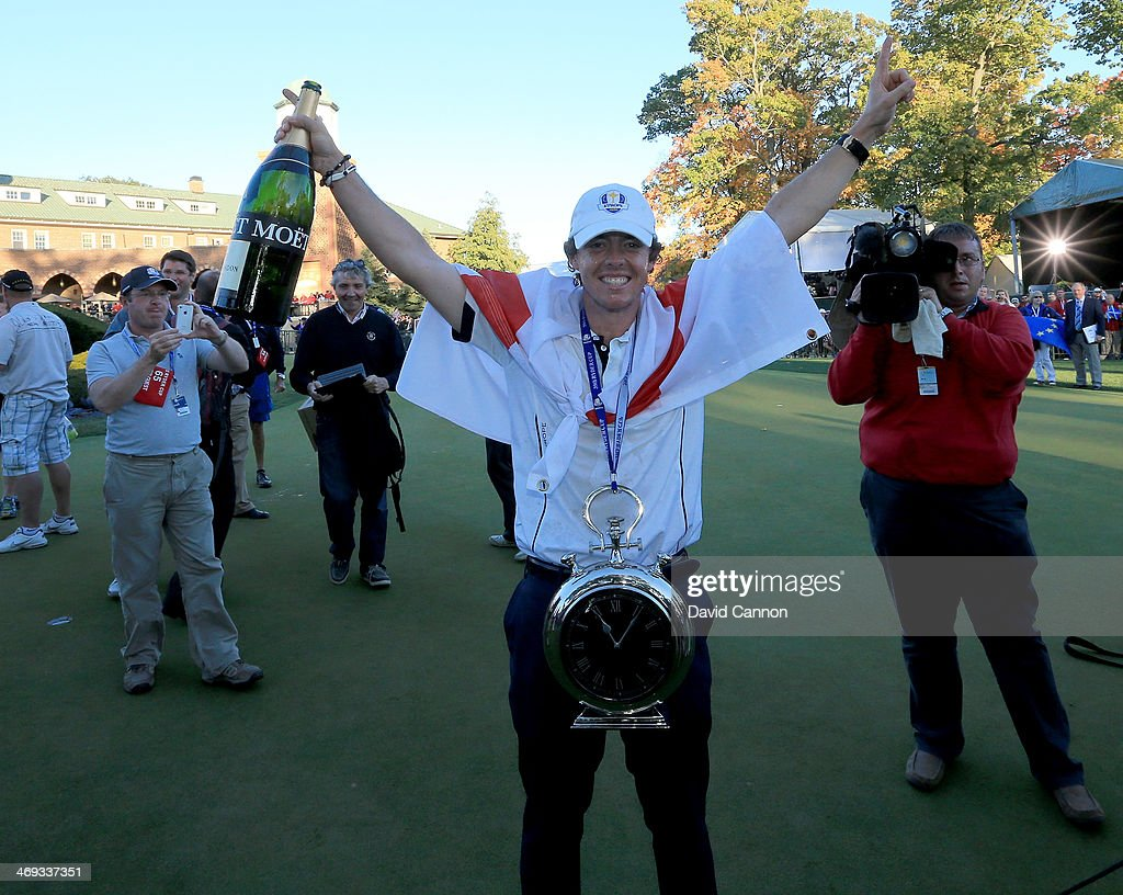 The 39th Ryder Cup - Day Three : News Photo