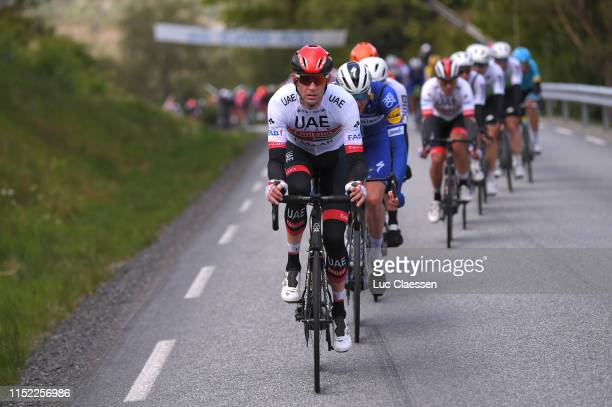 Rory Sutherland of Australia and UAE Team Emirates / Peloton / during the 9th Tour of Norway 2019 Stage 1 a 1682km stage from Stavanger to Egersund /...