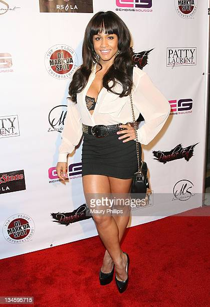 Rosa Acosta arrives at The Winner's Circle 2011 PreESPY Awards Event at Rolling Stone Restaurant And Lounge on July 12 2011 in Los Angeles California