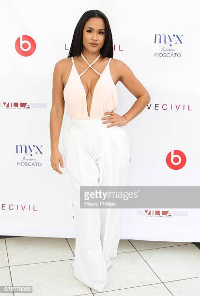 Rosa Acosta attends the 6th Annual Live Civil Brunch on November 19 2016 in Los Angeles California
