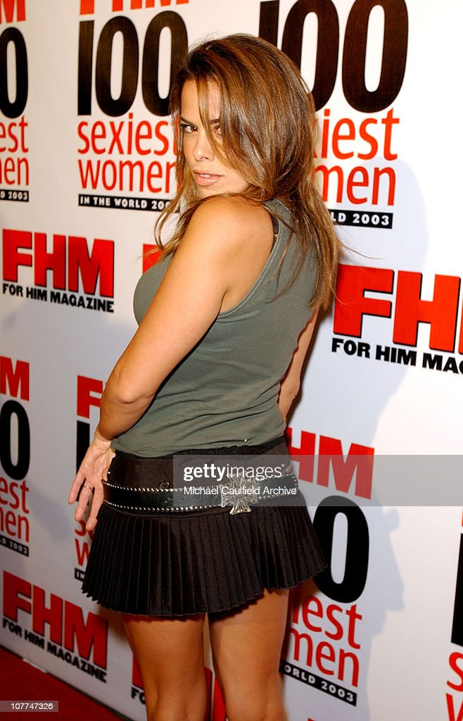 "FHM Magazine Hosts The ""100 Sexiest Women in the World"" Party"
