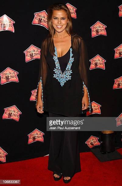 Rosa Blasi during Molly Sims Hosts the 3rd Annual Night With The Friends of El Faro Benefit Arrivals at Henri Fonda Theatre in Hollywood California...