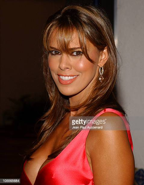 Rosa Blasi during The Grudge Los Angeles Premiere Arrivals at Mann Village in Westwood California United States