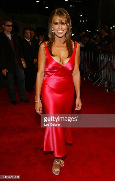 Rosa Blasi during The Grudge Los Angeles Premiere Red Carpet at Mann Village Theater in Westwood California United States