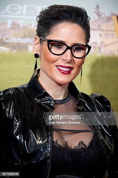 Rosa Lopez attends 'Villaviciosa De Al Lado' premiere at Capitol Cinema on December 1 2016 in Madrid Spain