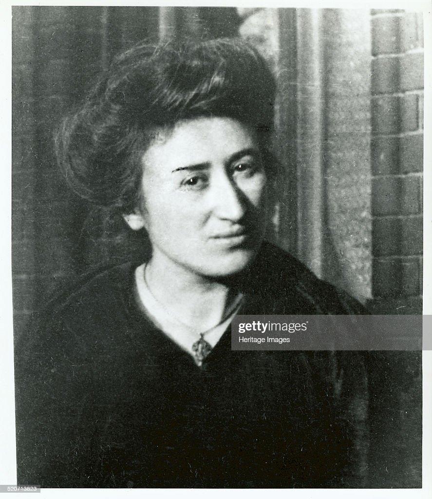 Rosa Luxemburg Artist: Anonymous : Foto di attualità