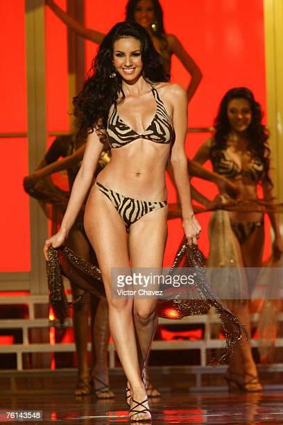 Rosa Maria Ojeda Miss Universe Mexico 2007