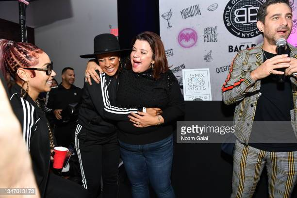 Rosa on Park wins People's Choice Award during Battle of the Boroughs: A Cocktail Showdown presented by BACARDí hosted by Ana Navarro, Natalie...