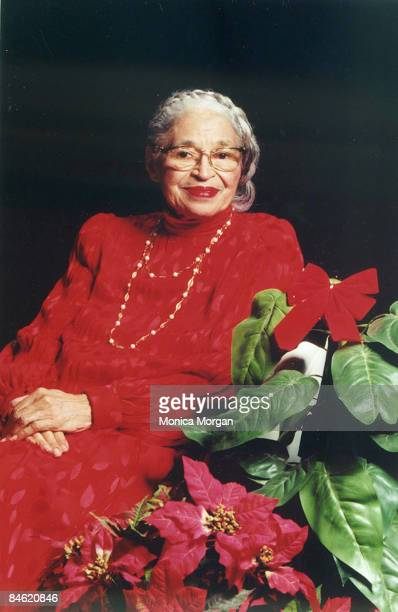 Rosa Parks in Detroit Michigan