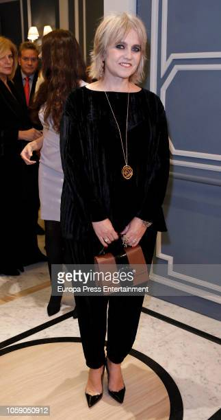 Rosa Tous attends a charity dinner by Querer Foundation at the Villamagna Hotel on November 7, 2018 in Madrid, Spain.