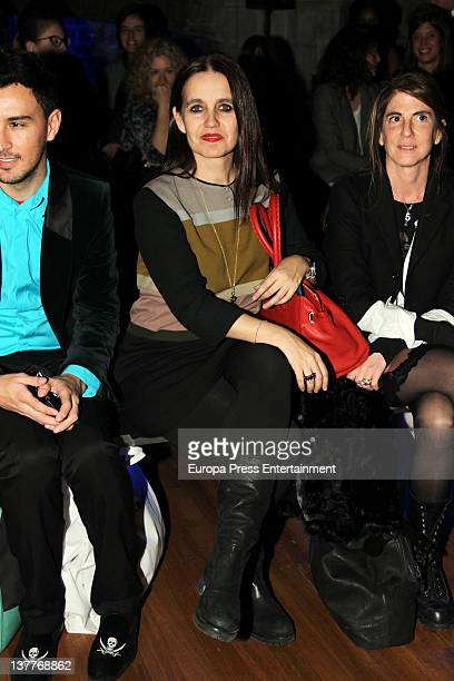 Rosa Tous Oriol attends the TCN's photocall for 080 Barcelona fashion week on January 25, 2012 in Barcelona, Spain.