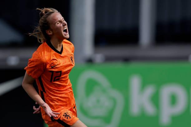 NLD: Netherlands Women U19 v Mexico Women U19
