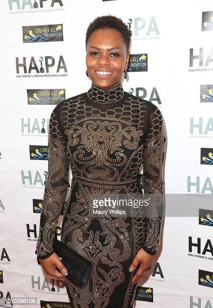 Rosa Veleno attends the 2018 HAPAwards nomination announcement event on August 2, 2018 in Los Angeles, California.