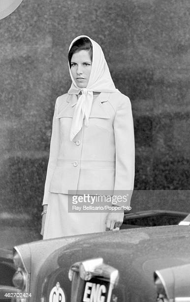 Rosaleen Bagge girlfriend of Prince Charles in London on 26th May 1966 This image is one of a series taken by Ray Bellisario who was credited with...
