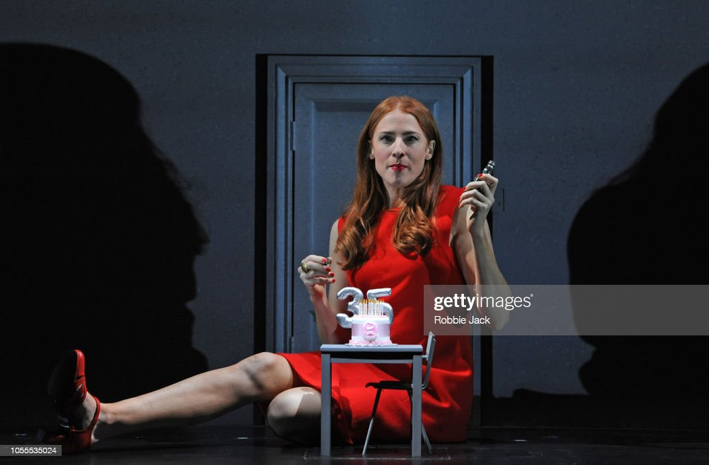 'Company' At The Gielgud Theatre London : News Photo