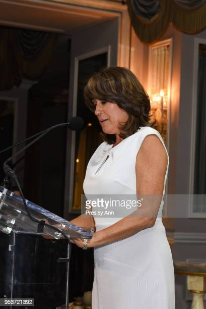 Rosalind Franklin attends American Friends Of Soroka 6th Annual Gala Benefit Dinner on May 1 2018 in New York City