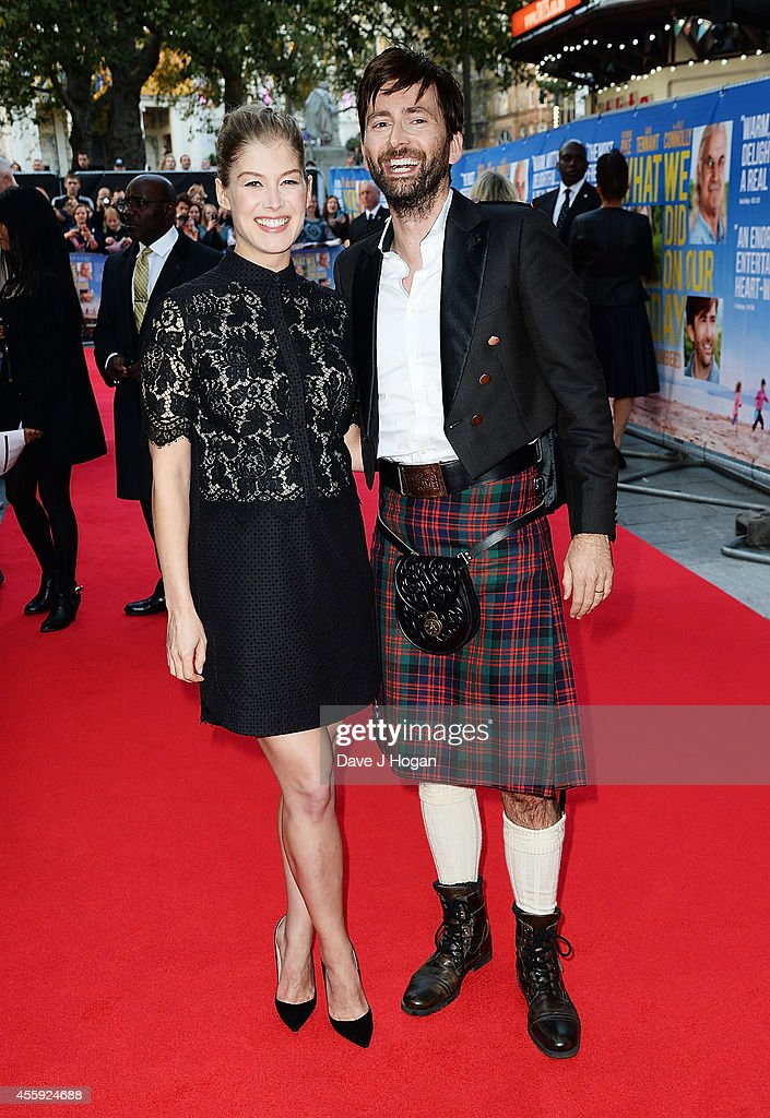 """What We Did on Our Holiday"" - World Premiere - Red Carpet Arrivals : News Photo"