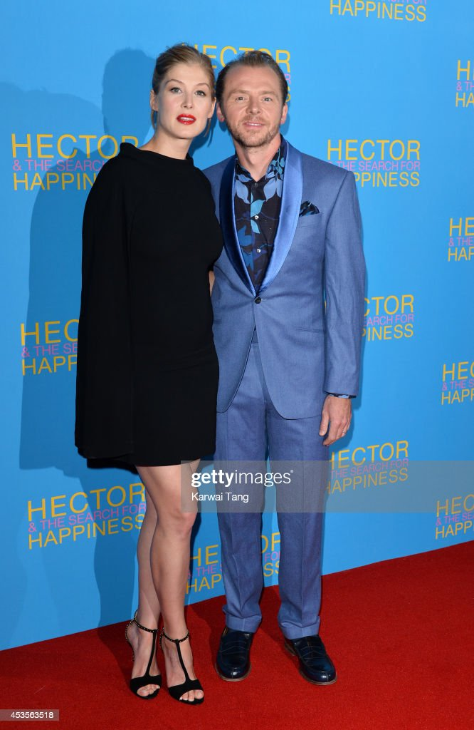 """Hector And The Search For Happiness"" - UK Premiere - Red Carpet Arrivals"