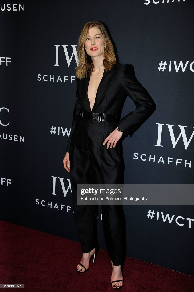 2017 IWC Schaffhausen 'For The Love Of Cinema' Gala Dinner