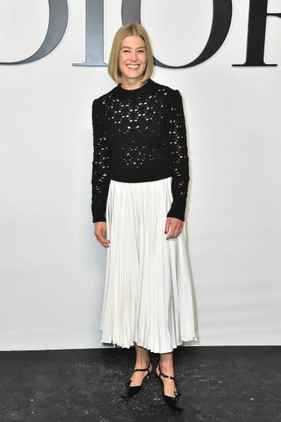 FRA: Dior : Photocall -  Paris Fashion Week - Womenswear Spring Summer 2022
