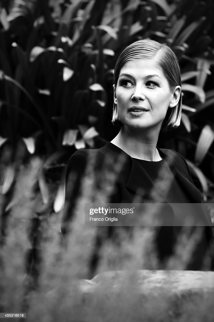 'Gone Girl'  - Rome Photocall : News Photo