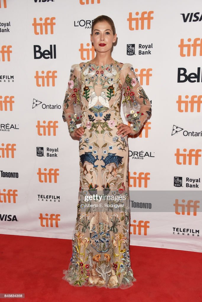 "2017 Toronto International Film Festival - ""Hostiles"" Premiere"