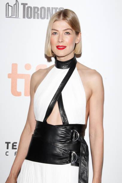 "CAN: 2019 Toronto International Film Festival - ""Radioactive"" Premiere - Arrivals"