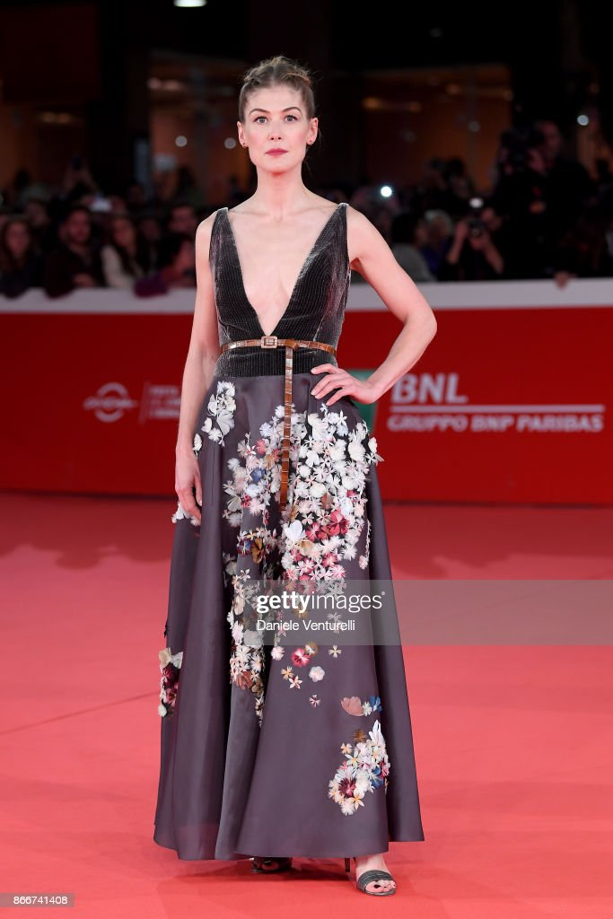 Opening Ceremony And Hostiles Red Carpet - 12th Rome Film Fest