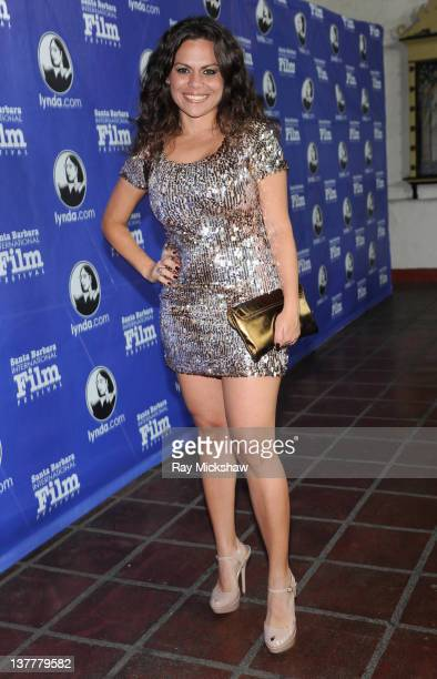 Rosana Fernandez attends the Opening Night Film and Gala of the 2012 Santa Barbara International Film Festival with the World Premiere of Darling...