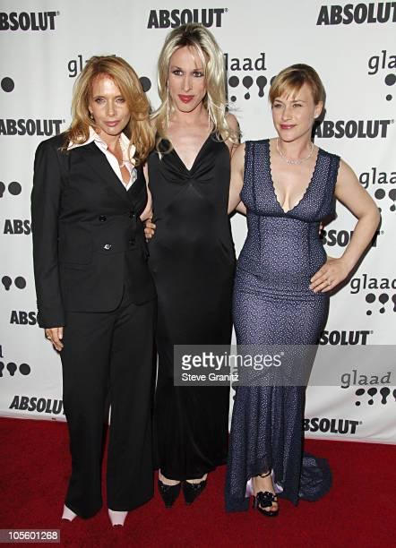 Rosanna Arquette Alexis Arquette and Patricia Arquette