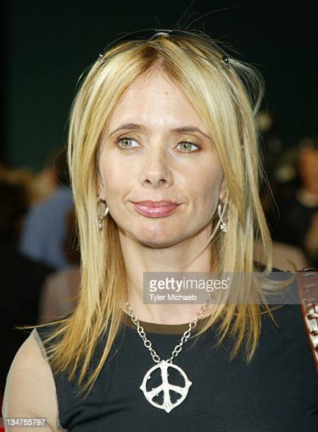 Rosanna Arquette arriving at the Jaguar Tribute to Style on Rodeo Drive September 23, 2002. Photo Credit: Tyler Michaels/Filmmagic.com